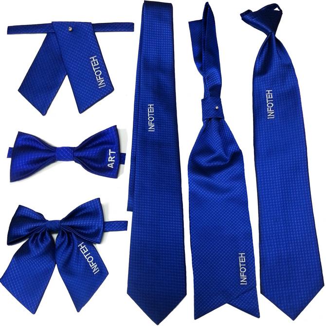 Как сделать галстуки для девочки 838